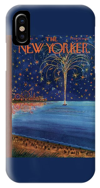 New Yorker July 6th, 1963 IPhone Case