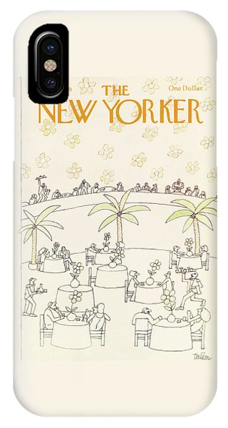 New Yorker July 9th, 1979 IPhone Case
