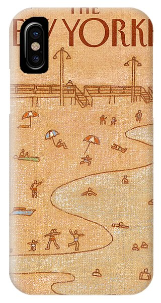 New Yorker July 9th, 1984 IPhone Case