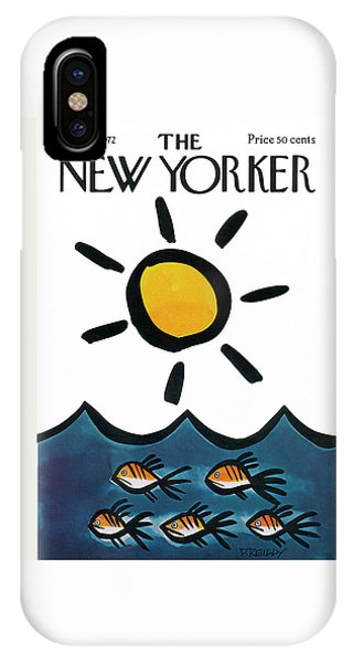 New Yorker June 10th, 1972 IPhone Case
