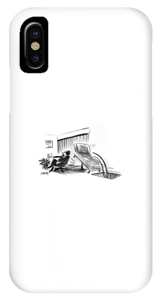New Yorker June 10th, 1991 IPhone Case