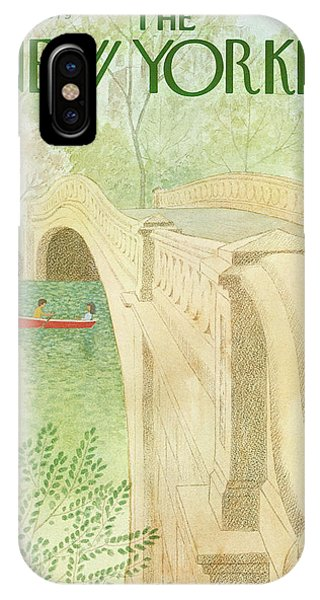New Yorker June 11th, 1979 IPhone Case