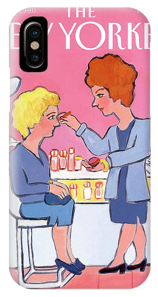 New Yorker June 11th, 1990 IPhone Case