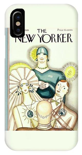 New Yorker June 12 1926 IPhone Case