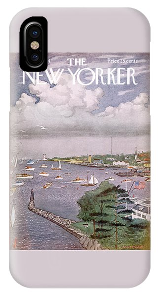 New Yorker June 13th, 1964 IPhone Case