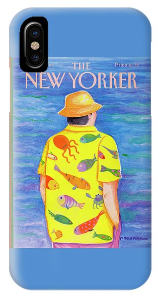 New Yorker June 13th, 1988 IPhone Case