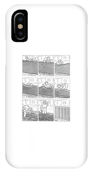 New Yorker June 14th, 1941 IPhone Case