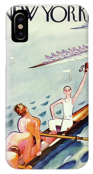 New Yorker June 15 1935 IPhone Case