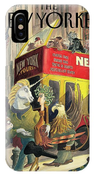 New Yorker June 16th, 1997 IPhone Case