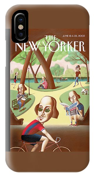 New Yorker June 16th, 2003 IPhone Case