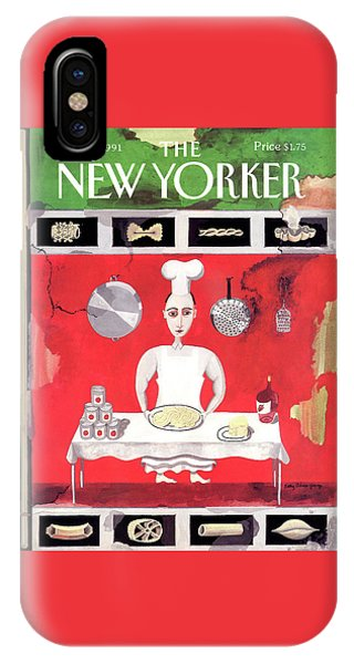 New Yorker June 17th, 1991 IPhone Case