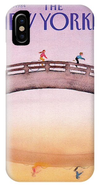 New Yorker June 18th, 1984 IPhone Case