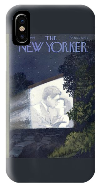 New Yorker June 19th, 1954 IPhone Case