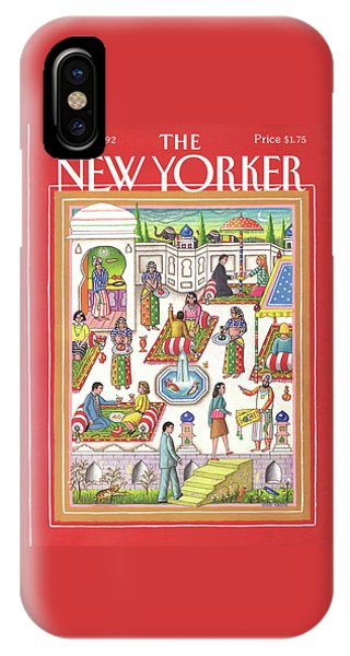 New Yorker June 1st, 1992 IPhone Case