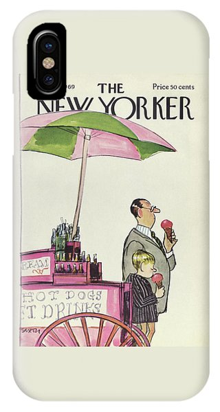 New Yorker June 21st, 1969 IPhone Case