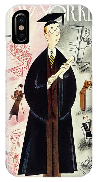 New Yorker June 22 1935 IPhone Case