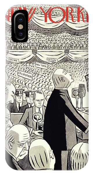 New Yorker June 22 1940 IPhone Case