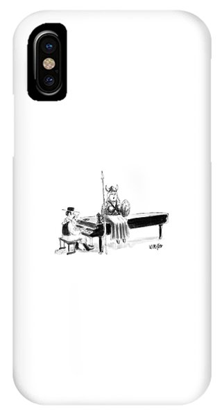 New Yorker June 22nd, 1987 IPhone Case