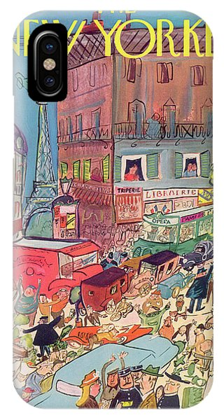 New Yorker June 24th, 1950 IPhone X Case