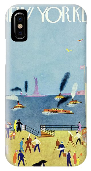 New Yorker June 25 1932 IPhone Case