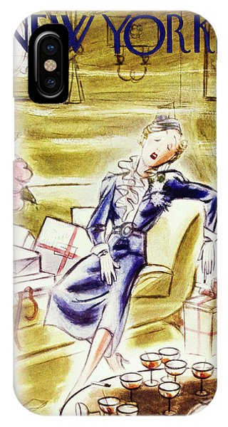 New Yorker June 25 1938 IPhone Case