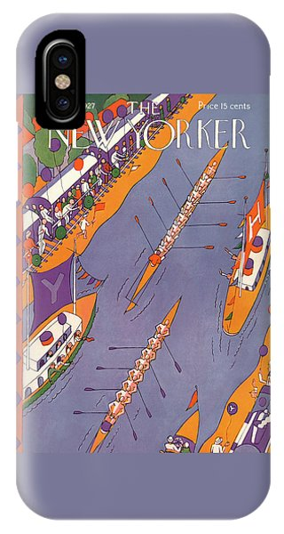 New Yorker June 25th, 1927 IPhone Case