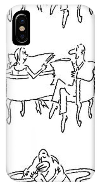 New Yorker June 25th, 1979 IPhone Case