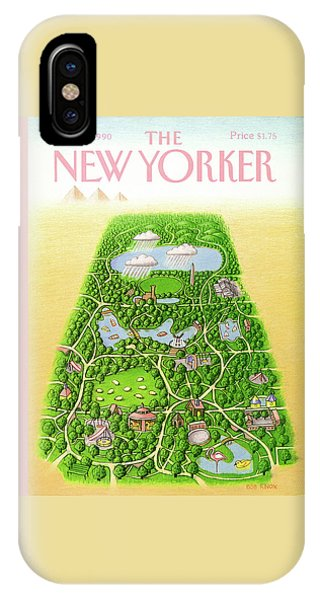 New Yorker June 25th, 1990 IPhone Case