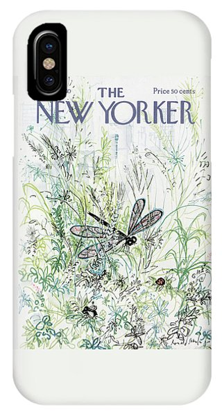 New Yorker June 27th, 1970 IPhone Case