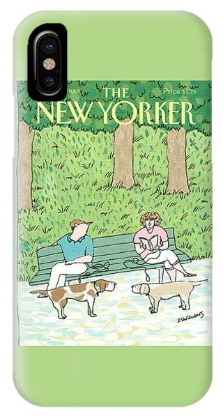 New Yorker June 27th, 1988 IPhone Case