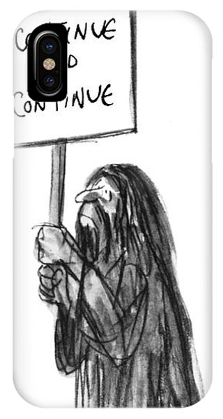 New Yorker June 2nd, 1975 IPhone Case