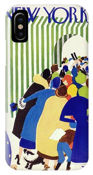 New Yorker June 4 1932 IPhone Case