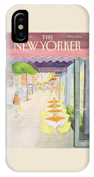 New Yorker June 4th, 1984 IPhone Case