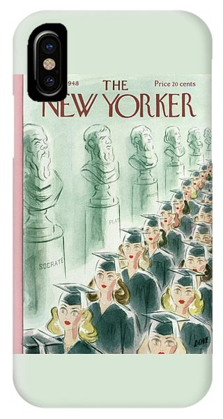 New Yorker June 5th, 1948 IPhone Case