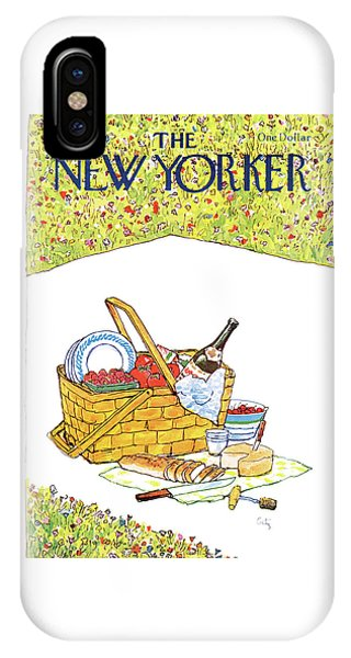 New Yorker June 5th, 1978 IPhone Case
