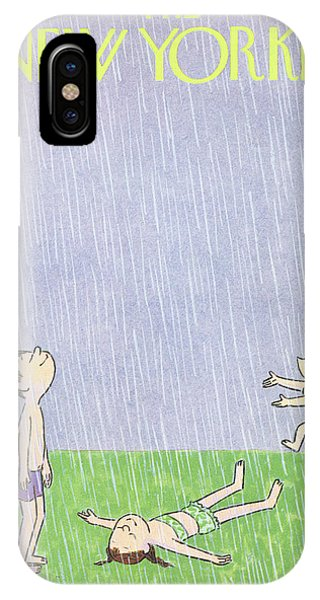New Yorker June 6th, 1959 IPhone Case
