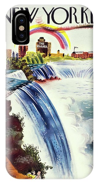 New Yorker June 8 1935 IPhone Case