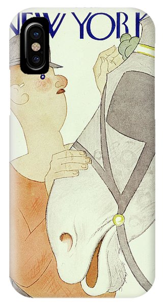 New Yorker March 14 1931 IPhone Case