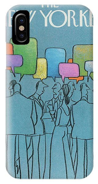 New Yorker March 14th, 1977 IPhone Case