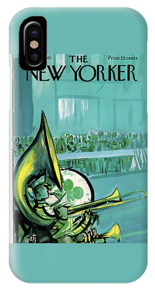 New Yorker March 18th, 1961 IPhone Case