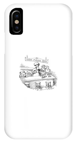 New Yorker March 18th, 1991 IPhone Case