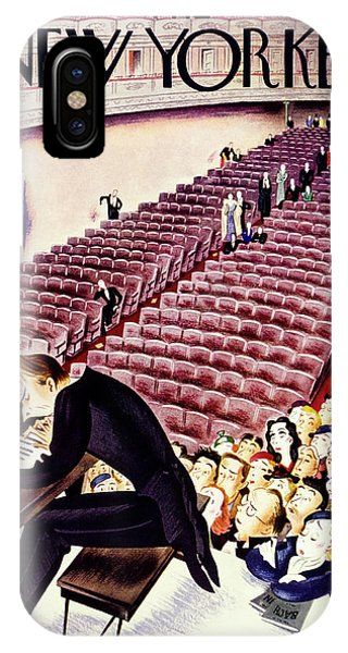 New Yorker March 21 1936 IPhone Case