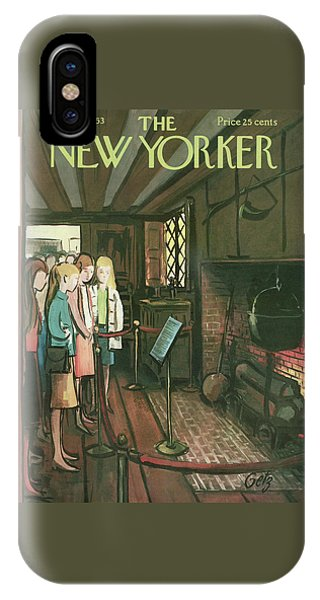 New Yorker March 23rd, 1963 IPhone Case