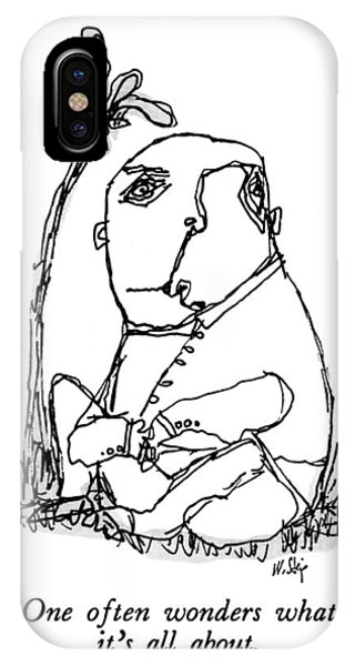 New Yorker March 23rd, 1992 IPhone Case