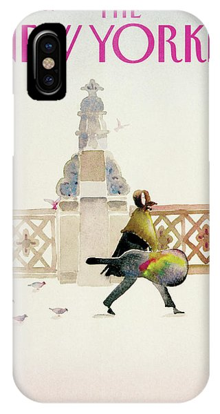 New Yorker March 26th, 1984 IPhone Case