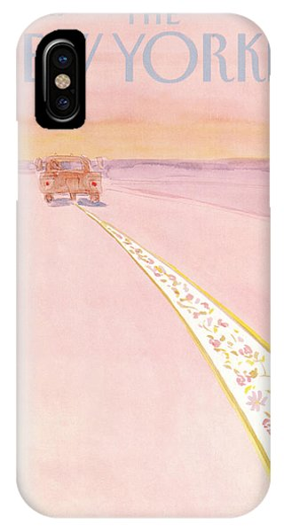 New Yorker March 28th, 1983 IPhone Case