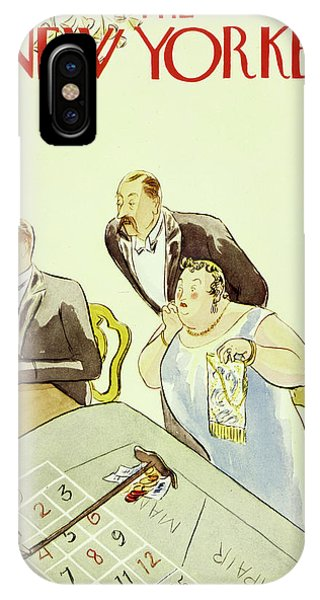 New Yorker March 3 1931 IPhone Case