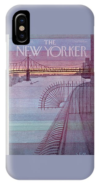New Yorker March 31st, 1980 IPhone Case