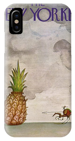 New Yorker March 4th, 1967 IPhone Case