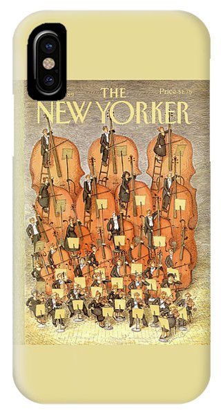 New Yorker March 6th, 1989 IPhone Case